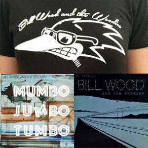 Two CDs/T-Shirt Combo
